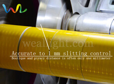 reflective tape high-precision equipment