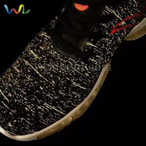 Reflective Fabric For Shoes