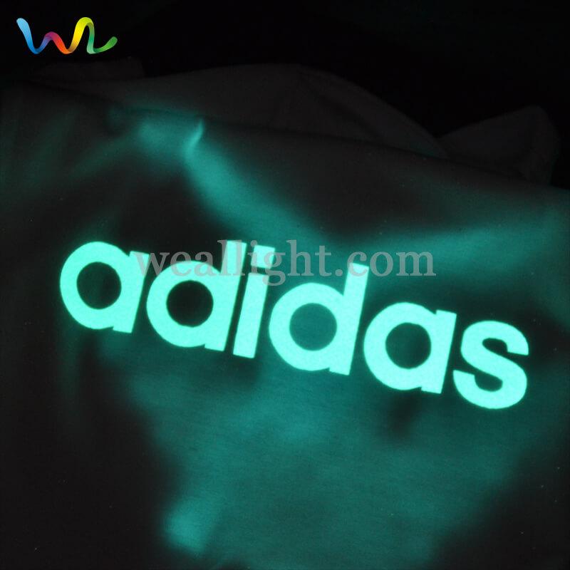 Glow Polyurethane Heat Transfer Film