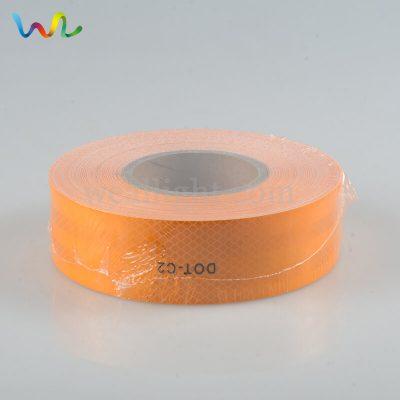 Orange Reflective Tape