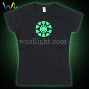 glow in the dark t shirt vinyl