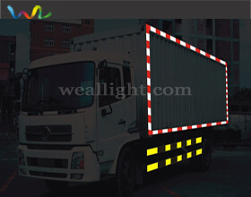 Trucks Reflective Tape