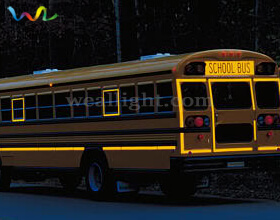 School Bus Reflective Tape