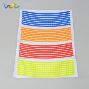 Bicycle Wheel Reflective Strips Tape