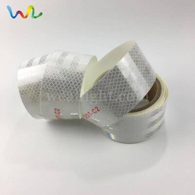 White Reflective Tape