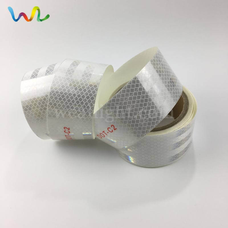 White Reflective Tape