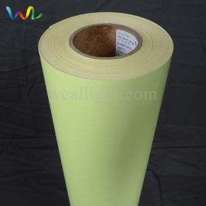 Photoluminescent Vinyl Film