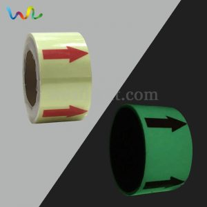 Red Glow In The Dark Tape