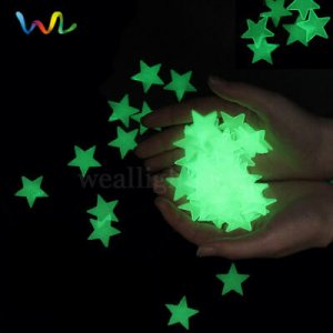 Glow In The Dark Stars Stickers