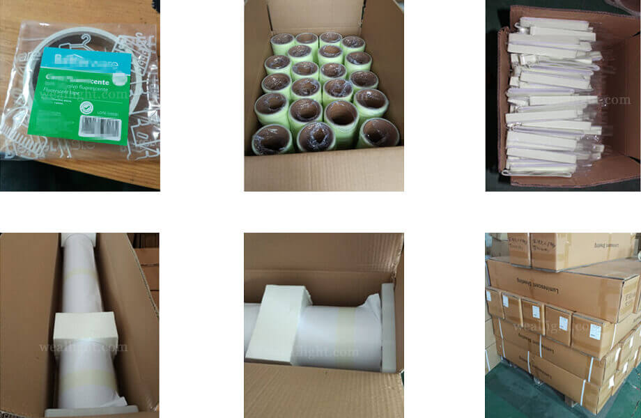 photoluminescent tape can be customized packaging