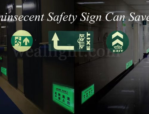 Photoluminescent Safety Signages Something You Need To Know