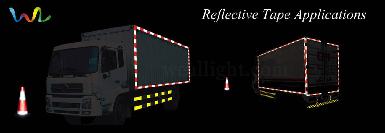 Retro reflective tape manufacturers applications weallight retro reflective tape applications aloadofball Choice Image