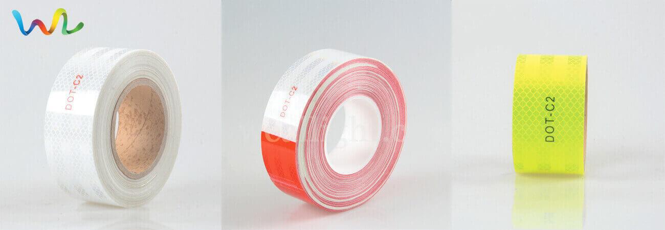 DOT Reflective Tape —— Reflective tape DOT-C2