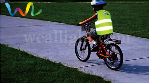 Children reflective vest