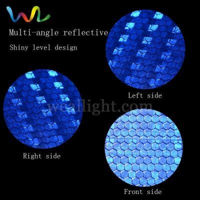Multi-angle reflective