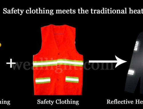 Safety clothing meets the traditional heat transfer technology, you need to know the knowledge