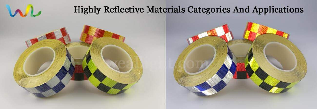 Highly Reflective Materials