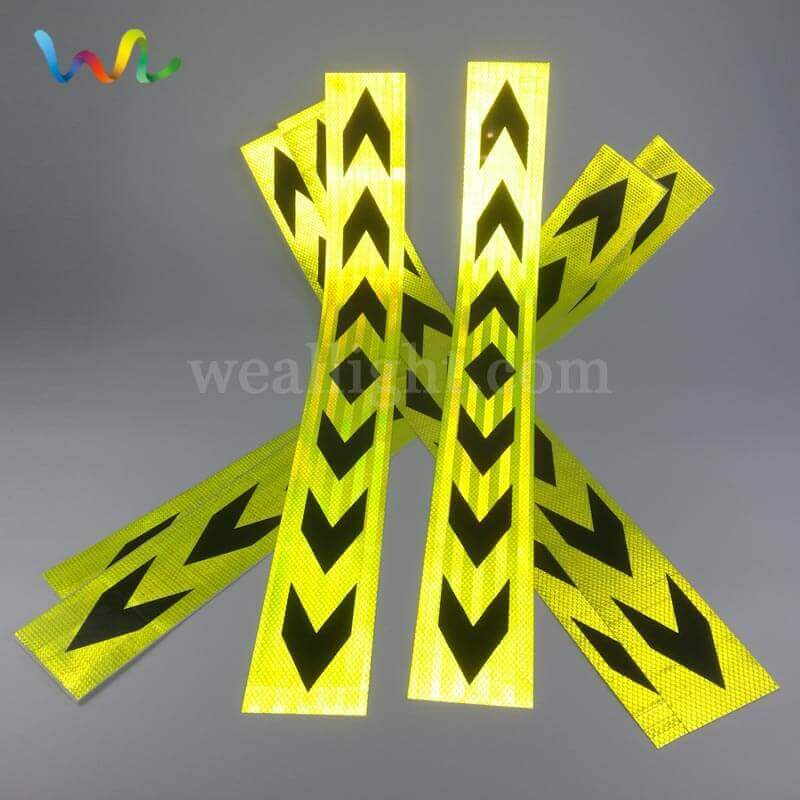 Reflective Arrow Stickers