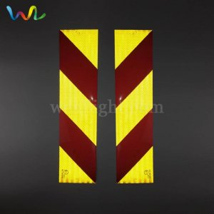 Reflective Chevron Striping For Emergency Vehicles Suppliers