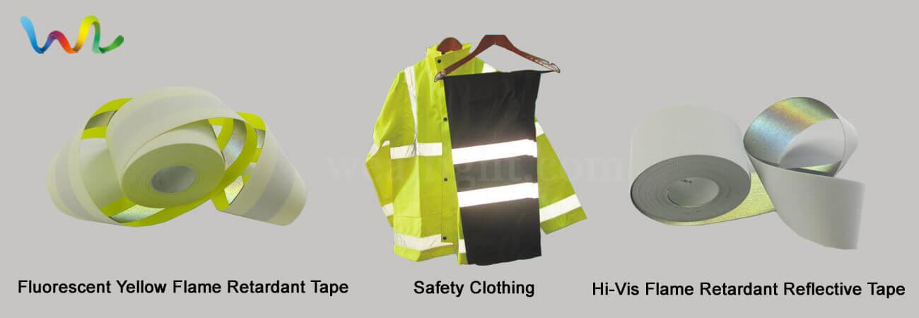 Hi Vis Reflective Tape For Clothing