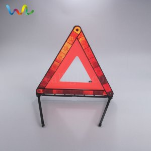 emergency reflective triangles for trucks