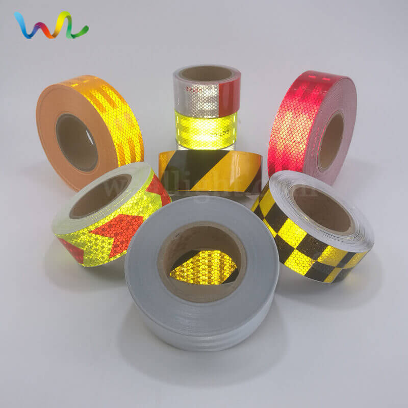 Custom Reflective Tape