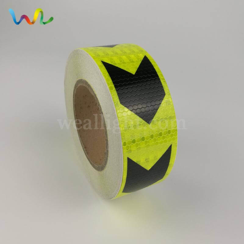 Reflective Arrow Tape
