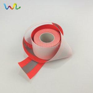 reflective grosgrain ribbon
