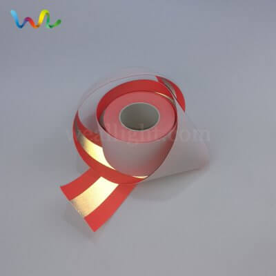 Sew On Reflective Ribbon For Clothing