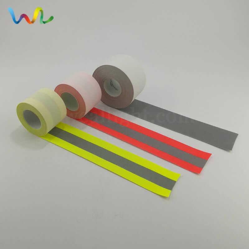 fire retardant reflective fabric
