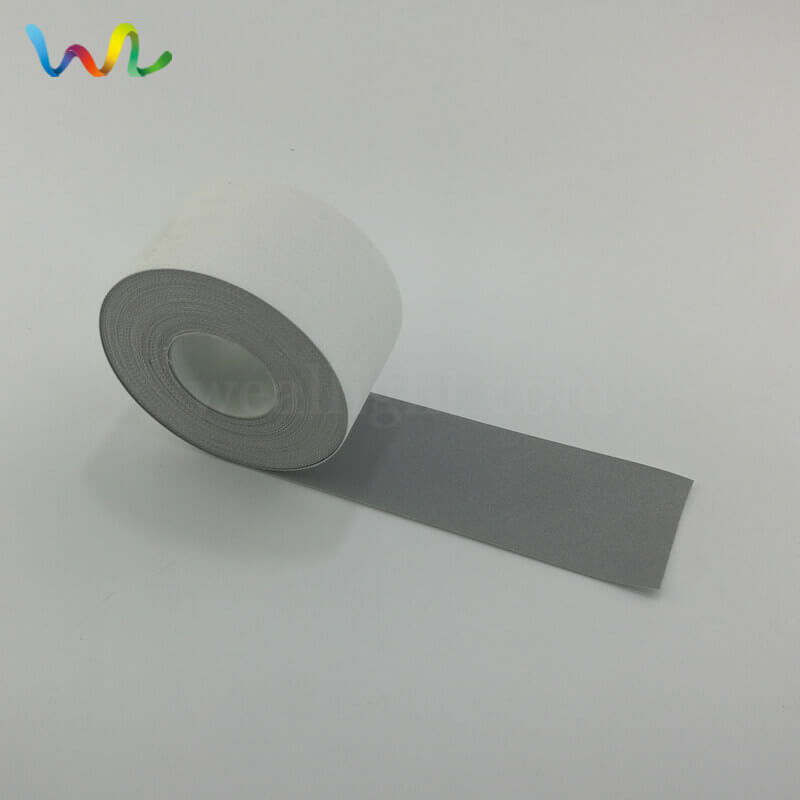 Reflective Cotton Fabric Fire Retardant Tape