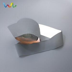 Reflective Stretch Fabric
