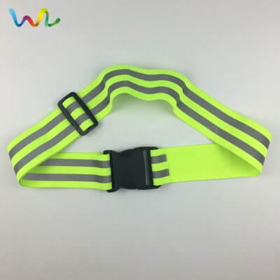 Custom Military Reflective Belts