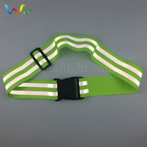 Custom Reflective Belts