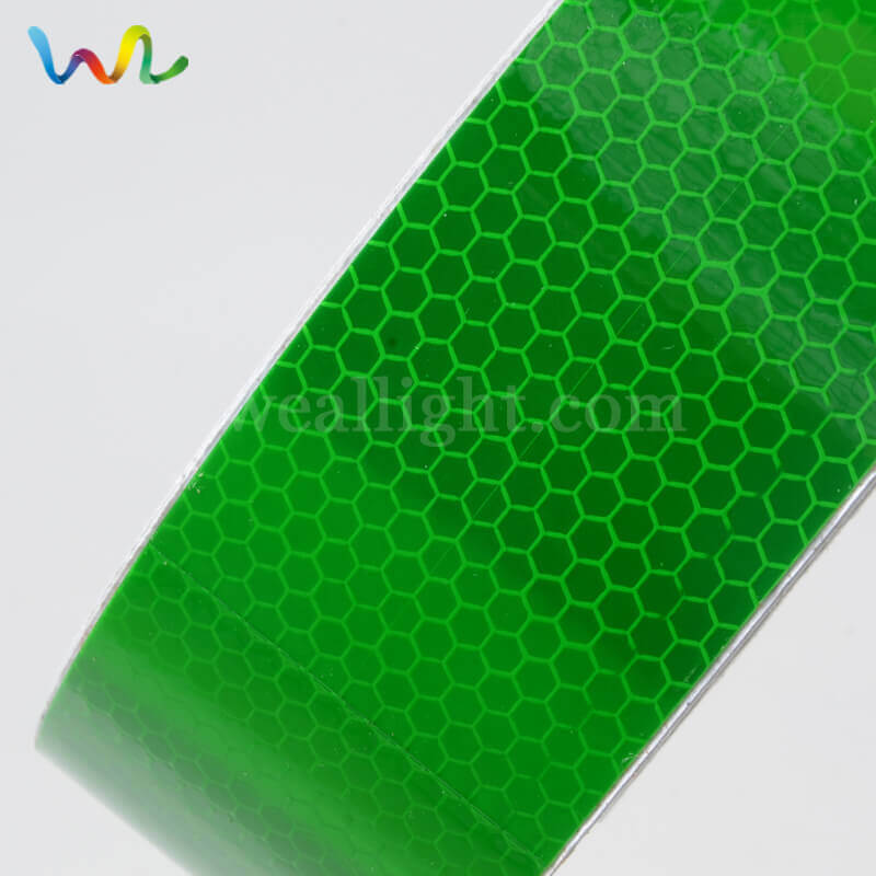 Green Reflective Tape Manufacturer