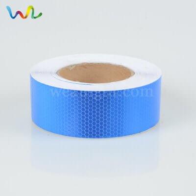 Light Blue Reflective Tape