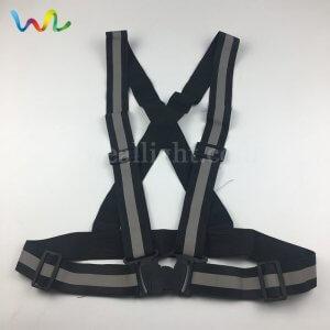 Reflective Safety Harness Vest