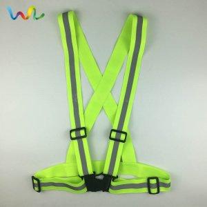 Reflective Strap Vest