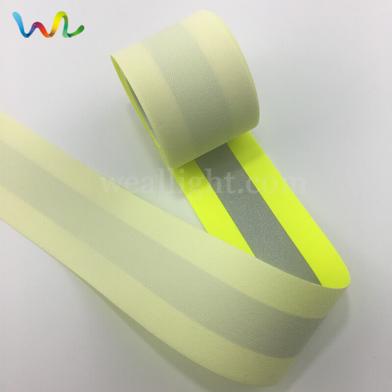 Safety Reflective Ribbon