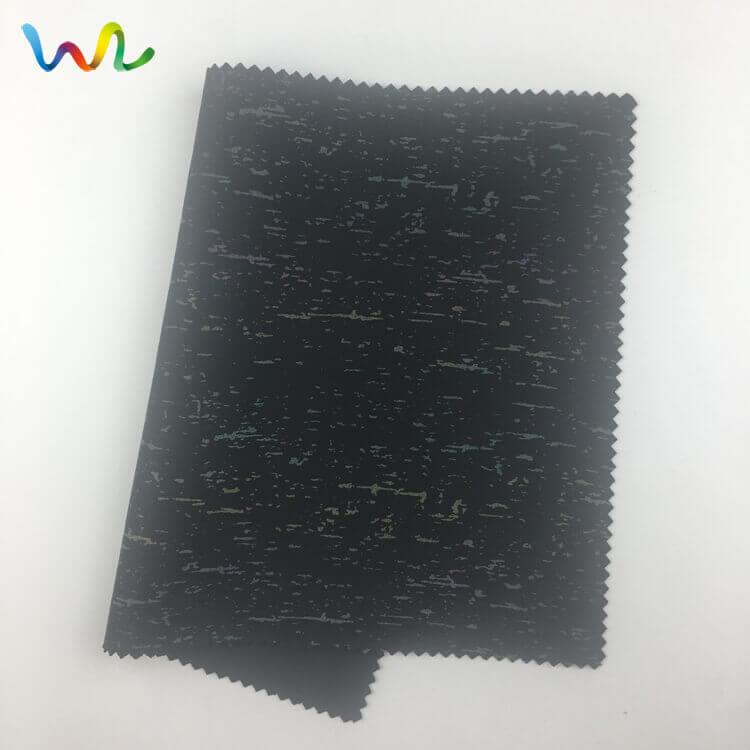 Black Reflective Fabric Wholesale