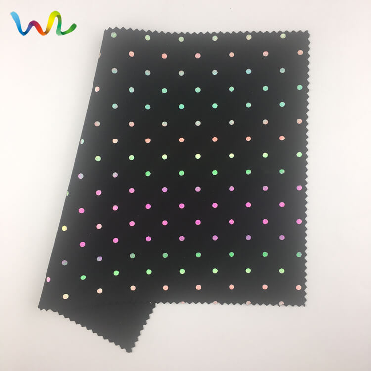Dot Pattern Reflective Fabric