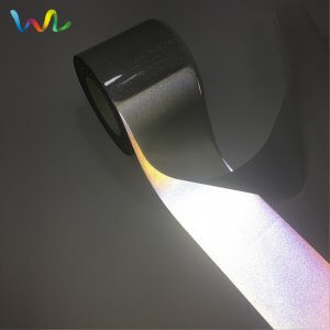 Iron On Safety Reflective Tape