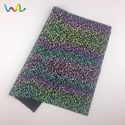 Reflective Knit Fabric