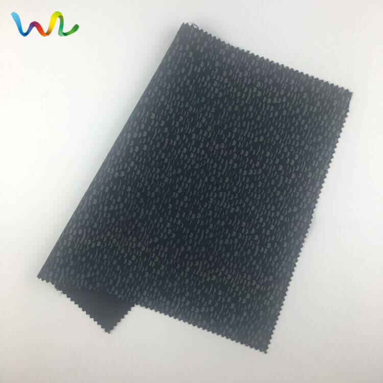 Reflective Knit Fabric Wholesale