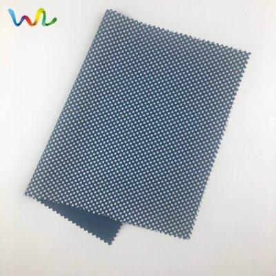 Reflective Mesh Fabric