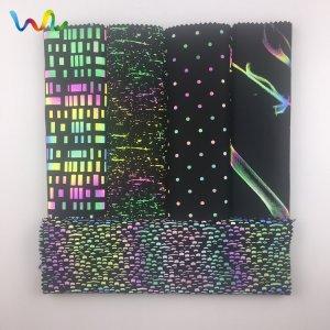 Reflective Print Fabric