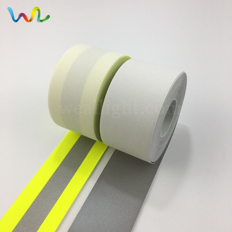 Reflective Ribbon For Clothing Supplier
