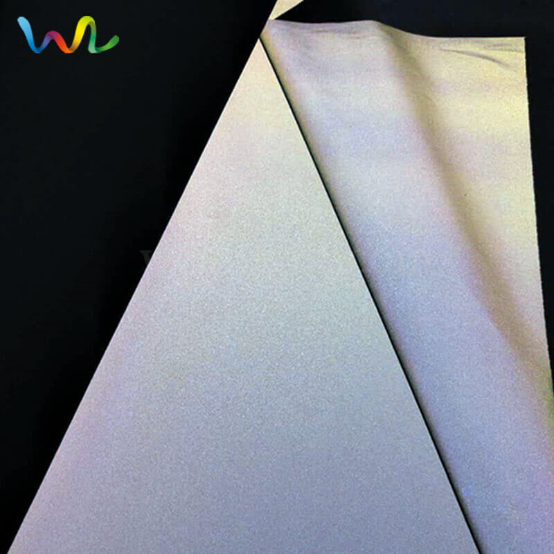 Reflective Woven Fabric Wholesale