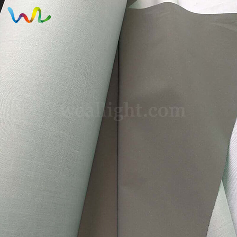 Reflective Woven Fabric