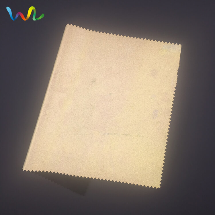 Retro Reflective Fabric Cloth Material